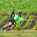 great guides at the Maui Zip Line
