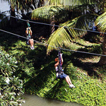 guides catch zipliners