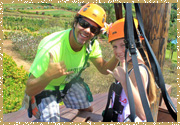 Maui Zipline Company guides are highly trained